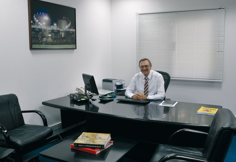 SETE Energy's George Antonopoulos.