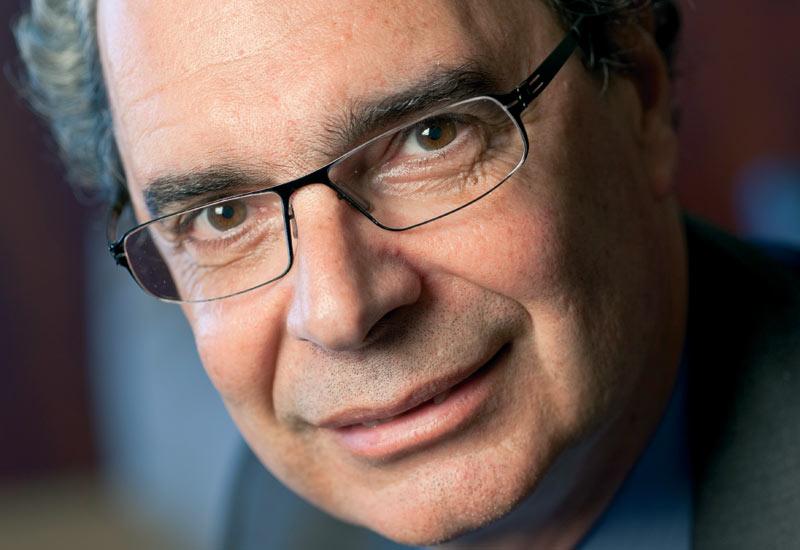 Degremont CEO Remi Lantier.