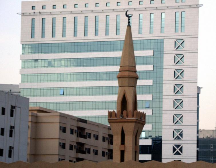 GE's business in Saudi Arabia is brisk.