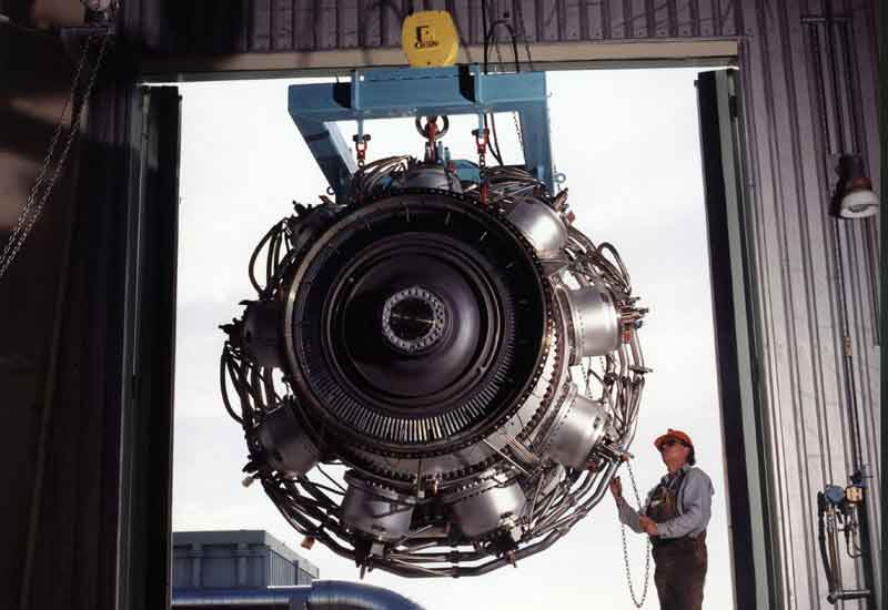 Two RB211 gas turbine power generation packages have been ordered for the Middle East.