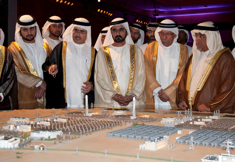 Dubai is planning a 10MW solar park, to be operated by DEWA.