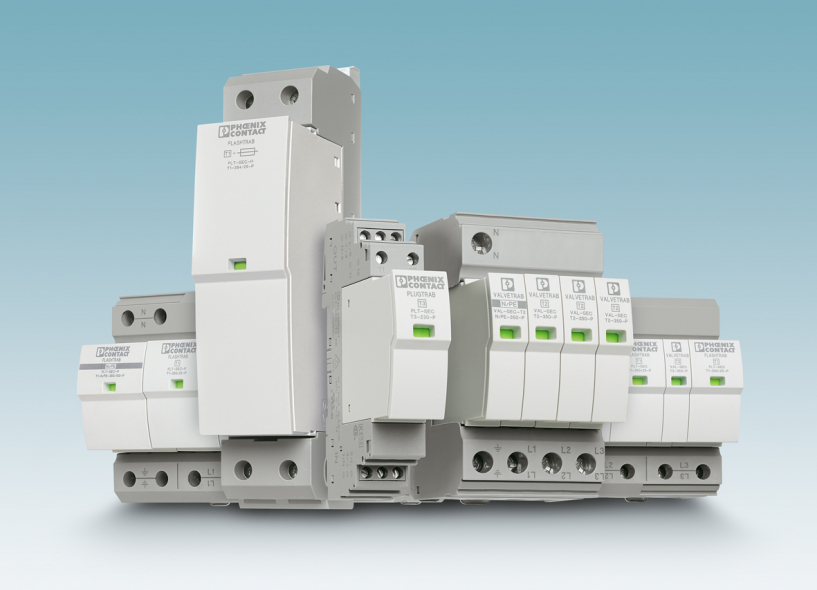 SEC technology the basis for durable and powerful lightning and surge protection