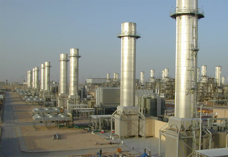 Firm to supply equipment to combined-cycle plant near Cairo.