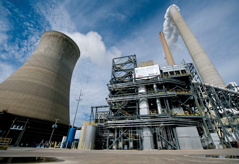 It is hoped through smart grid technology some of the pressure currently on power plants in the Middle East and globally can be lifted.