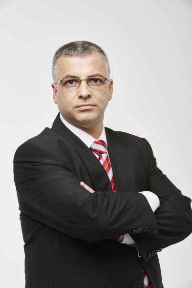 Samir Fadda, head of rail, Asia, Middle East and Africa