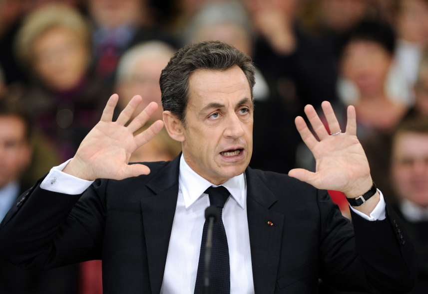 French president Sarkozy is pressing for a capital increase at Areva.