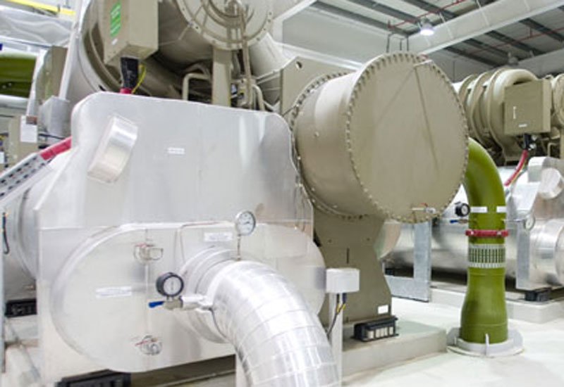 Chillers, District cooling, MHI, MITSUBISHI, News