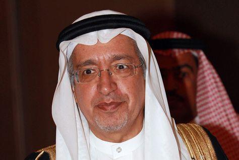 Saudi Arabia's Water and Electricity Minister Abdullah Al Hussayen