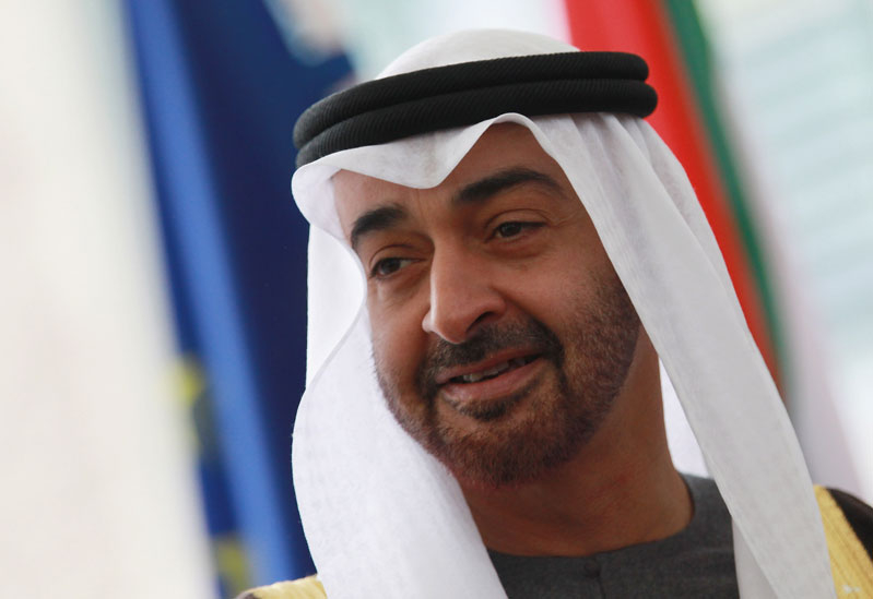 His Highness Gen. Sheikh Mohammed bin Zayed Al Nahyan, Crown Prince of Abu Dhabi is in South Korea for the talks.