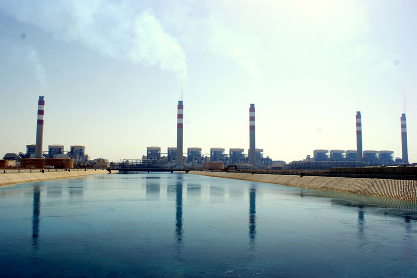 The new plant has a planned output of 1,200MW. (GETTY IMAGES)