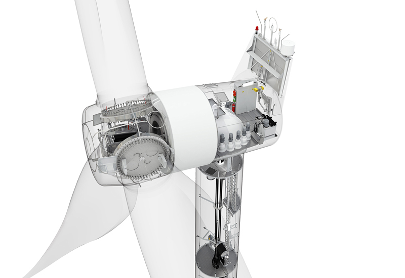New Siemens wind turbine removes complicated gears; utilises permanent magnet generator. (Getty Images)
