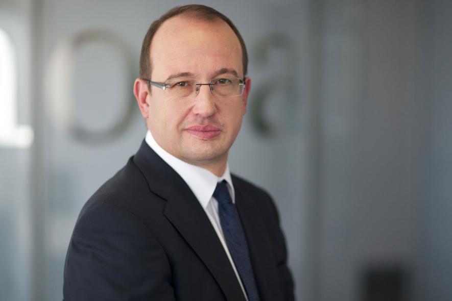 Siemens Middle East's new CEO Dietmar Siersdorfer