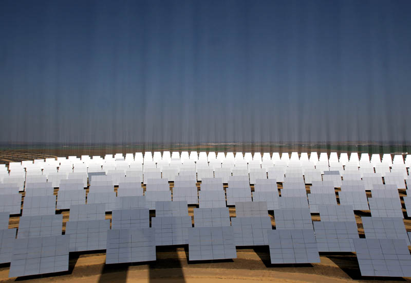Final approval for a 200MW solar project in Oman is expected soon. (Getty Images)