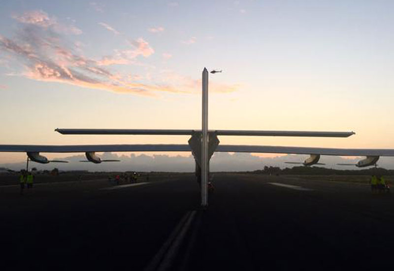 Borschberg, Solar Impulse, News