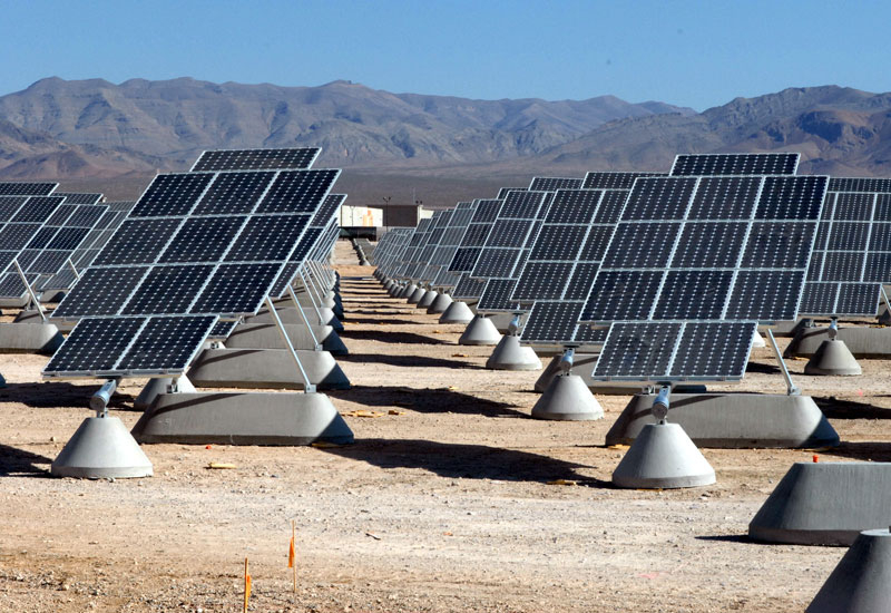 Saudi Aramco will add the panels to the solar project at the King Abdullah Petroleum Studies and Research Center,