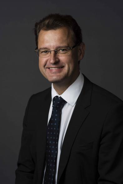 Markus-Erich Strohmeier, CEO of Siemens in Oman