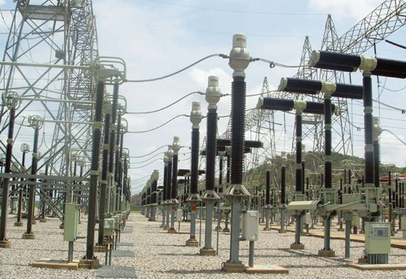 The substations will be equipped with capacitor banks to help reduce electricity loss and improve stability