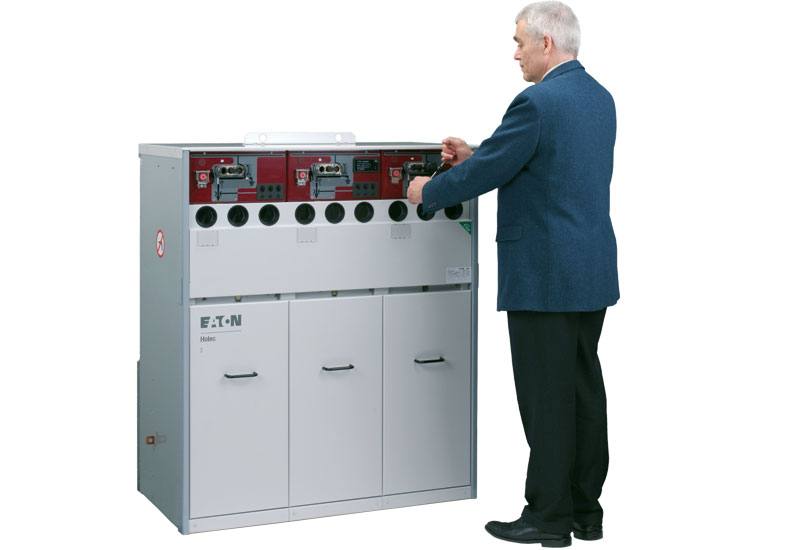 Xiria is the new generation SF6-free Ring Main Unit (RMU) from Eaton Electric.