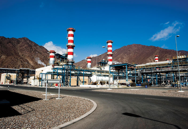 TAQA power and water revenues were up 13% year-on-year. (GETTY IMAGES)