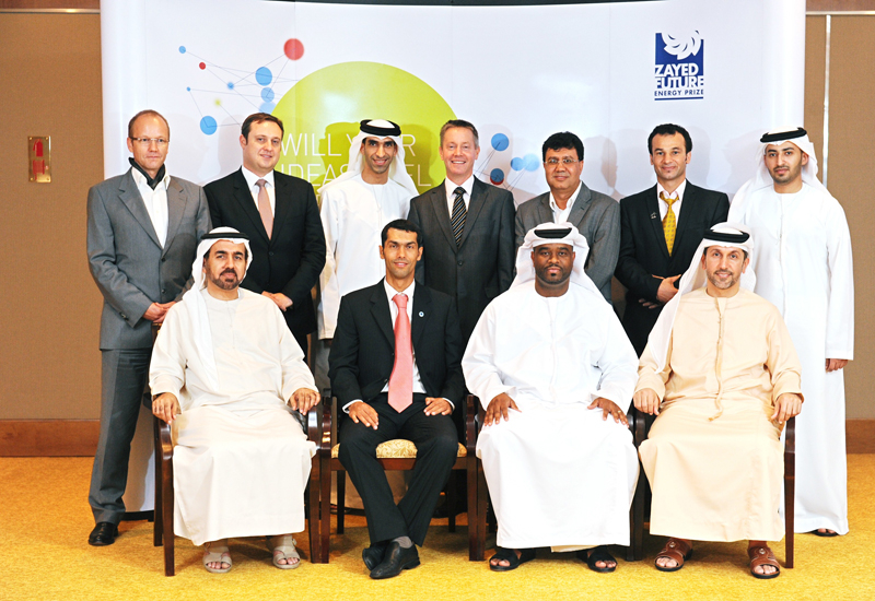 The Review Committee for the Zayed Future Energy Prize.