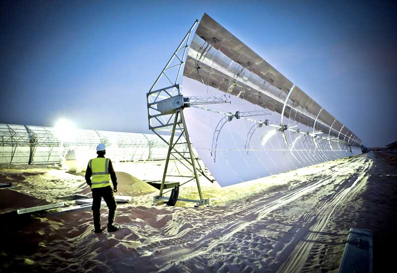 First solar, Zayed Future Energy Prize, News