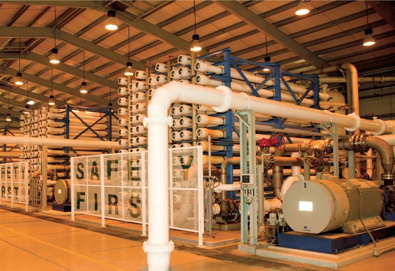 The UAE's water and wastewater market is set to more than double by 2015. (GETTY IMAGES)
