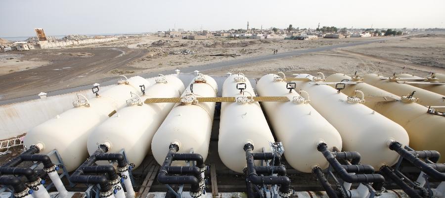 Utico, Water desalination, News