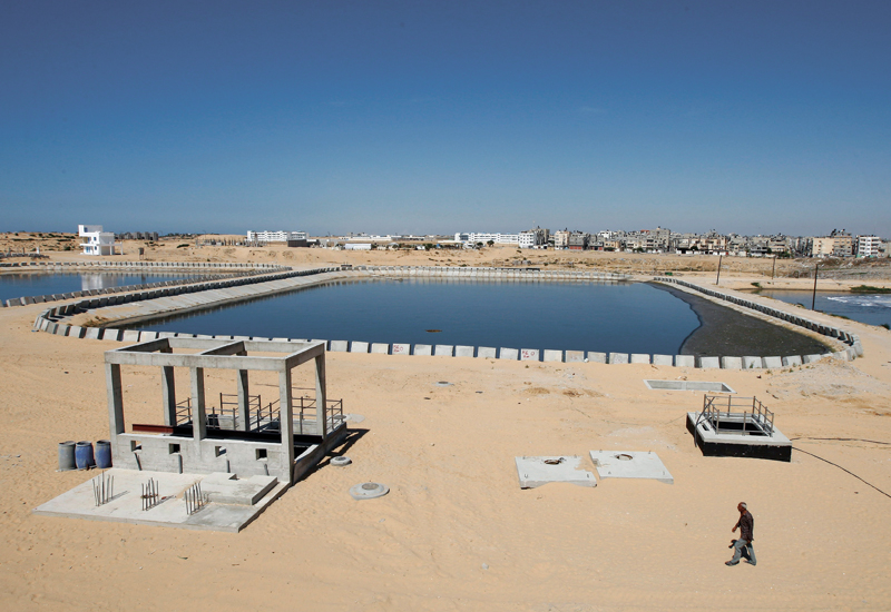 HLG will construct ten additional reservoirs for KAHRAMAA. (GETTY IMAGES)