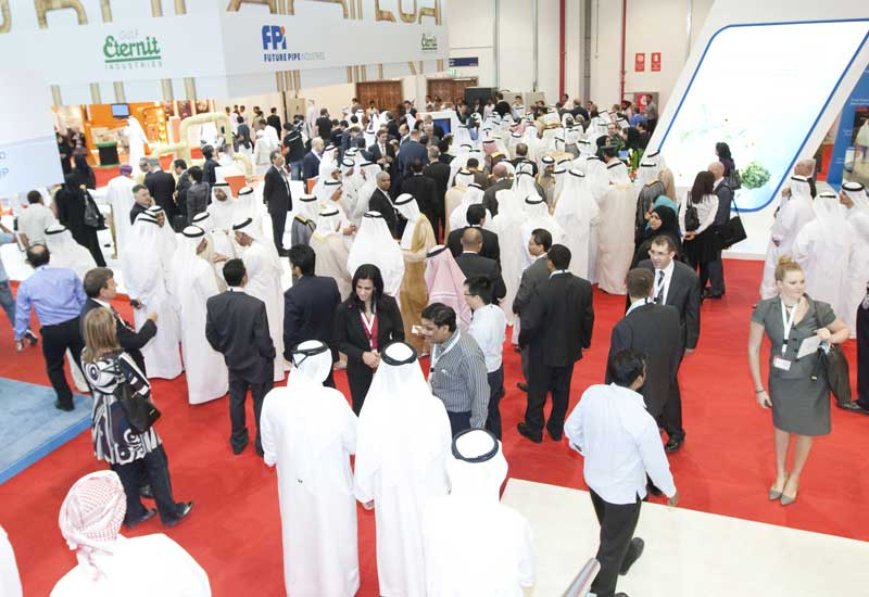 The exhibition area has also increased four-fold since 1999