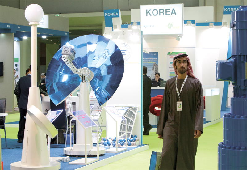 The event saw numerous announcements of new projects and products.