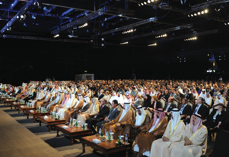 Last year's edition of the World Future Energy Summit saw over 18,400 visitors attend from 84 countries.