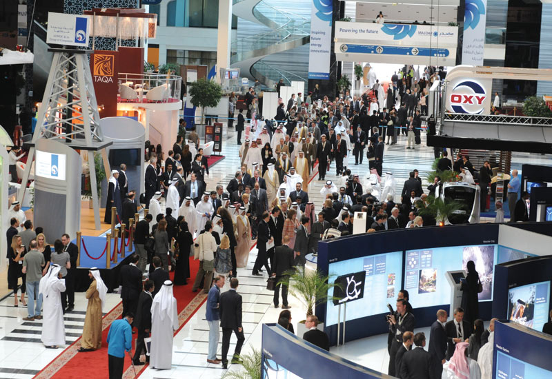 This year sees the fourth edition of the World Future Energy Summit.