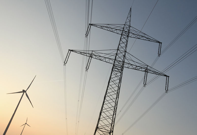 Integrating renewable energy is a key focus for smart grid development. (GETTY IMAGES)