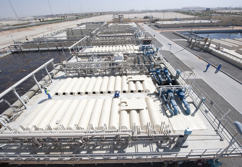 Metito wins Best Waste Water Treatment Project 2011.