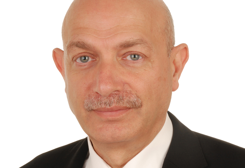 Zuhair Allawi, Dow's new General Manager for Saudi Arabia.