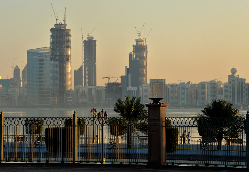 The agreement formalises Abu Dhabi as the permanent HQ of IRENA. (GETTY IMAGES)