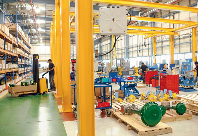 Emerson has earmarked $30m in capital investment to expand operations in Dubai.
