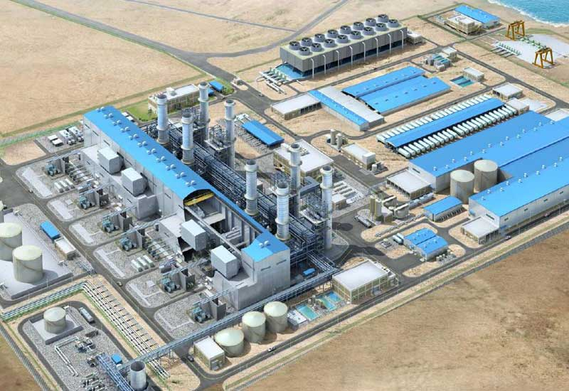 Al Dur is Bahrain's third independent power project (IPP).