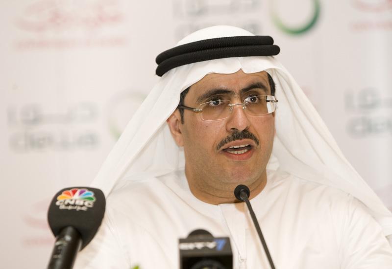 DEWA CEO and managing director Saeed Mohammed Al Tayer.