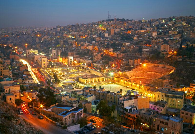 Jordanian capital, Amman
