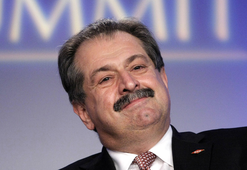 Andrew Liveris, chairman and CEO of The Dow Chemical Company.