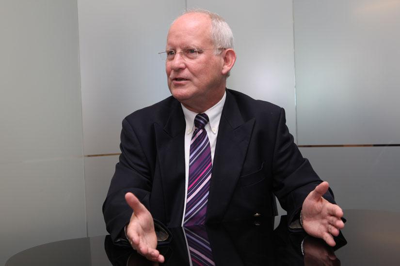 Greg Garner explains Belhasa's future plans in the region