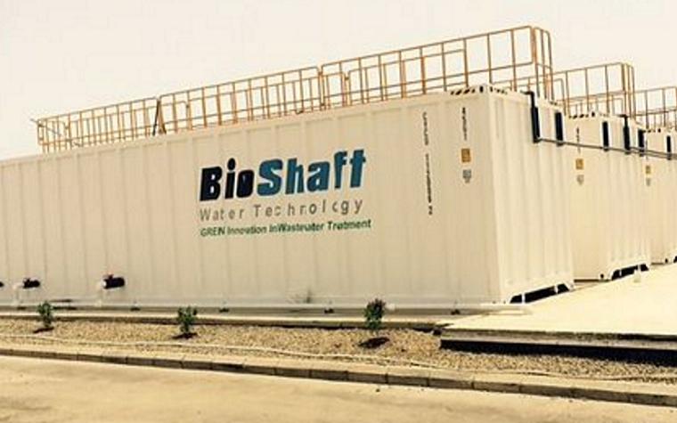 Bioshaft, TREATMENT, Wastewater, News