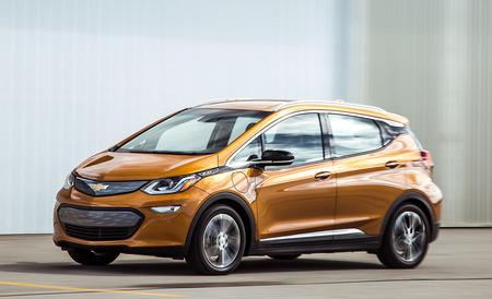 Gm Launches First Electric Vehicle In The Middle East