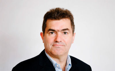 Vincent Chirouze, regional director, MEA, Xylem