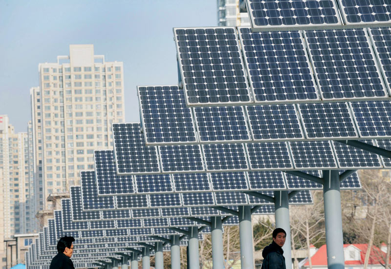 Morocco is an emerging producer of Solar power.
