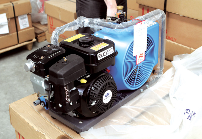 Advances in compressor technology have aligned with a growth in demand.