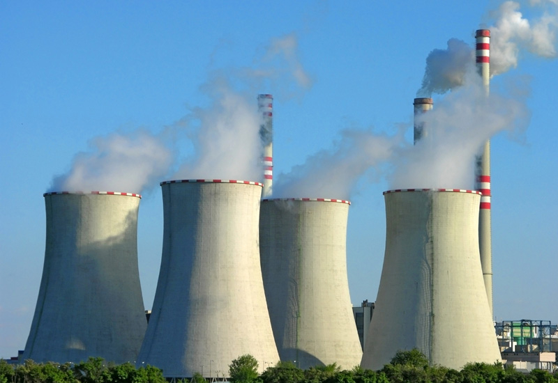 The power plant is said to be situated some 75 kilometres from the Saudi border.