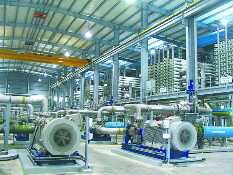 Desalinated water, Desalination, Doosan, Kuwait, Water, News
