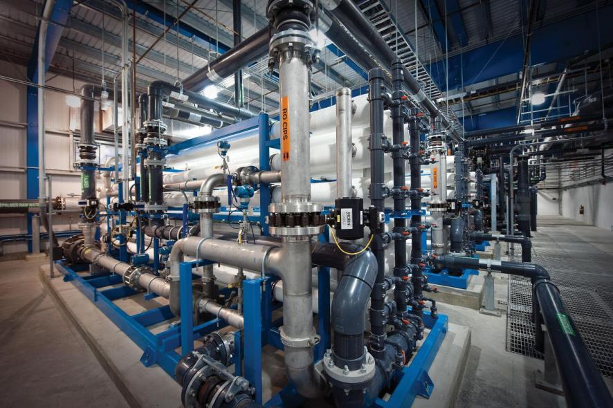 Desalination, Korea, UAE, News